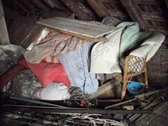 Wohnungsauflösung Würzburg Dachbodenräumung September 2015