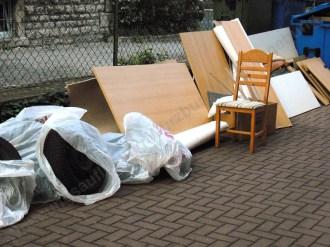 Wohnungsauflösung Würzburg Hofräumung August 2015
