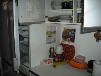 Wohnungsauflösung Würzburg Küchenräumung Mai 2015