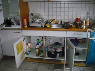 Wohnungsauflösung Würzburg Wohnungsräumung August 2015