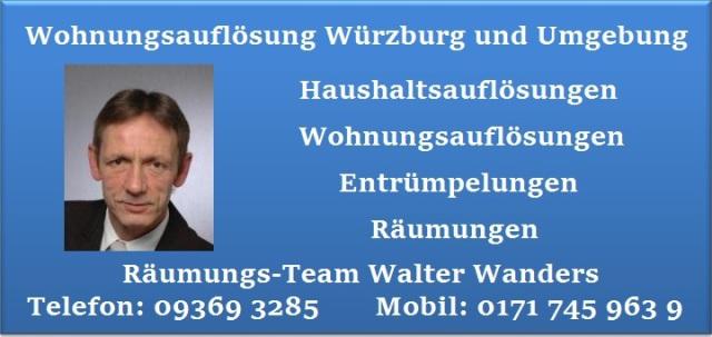 Wohnungsauflösung Wertheim