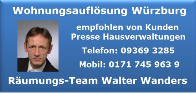 Wohnungsauflösung Winterhausen